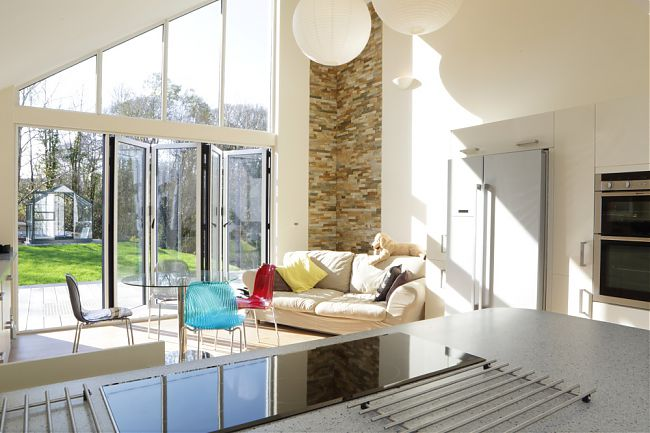 aluminium windows, glazing, bi-folding, sliding doors, bespoke, uPVC, aluminium, double glazing, bespoke, Green Circle Windows, Newton Ferrers, Kingsbridge, Dartmouth, Salcombe, Heybrook Bay, Bigbury, Loddiswell, Wembury, Stoke Gabriel, Plymouth, Devon, South Hams, Cornwall